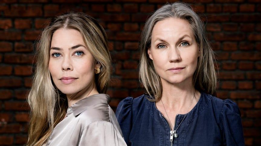 Birgitte Hjort Sørensen og Tova Magnusson i C Mores dramathrillerserie Gråzon