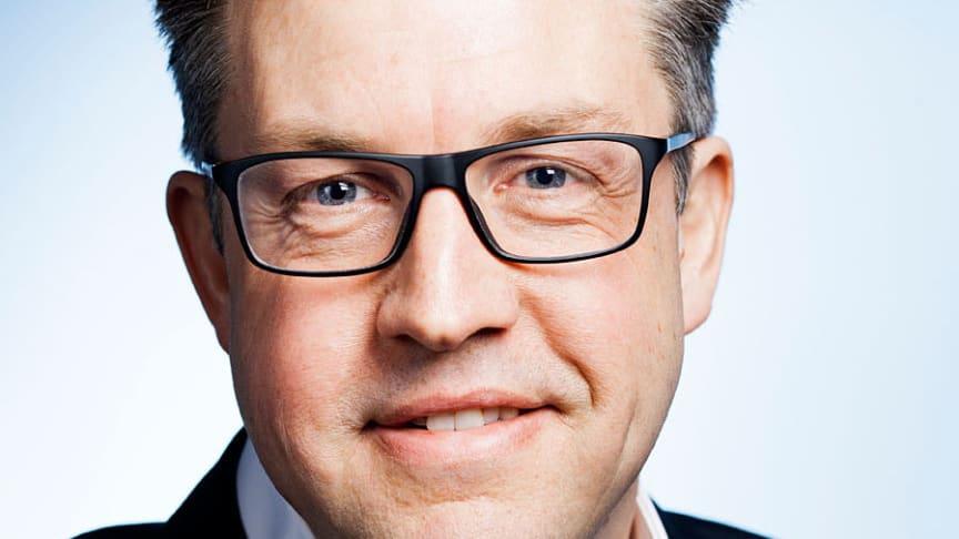 Lars Thomsen udnævnt til ny administrerende direktør i Telenor Danmark