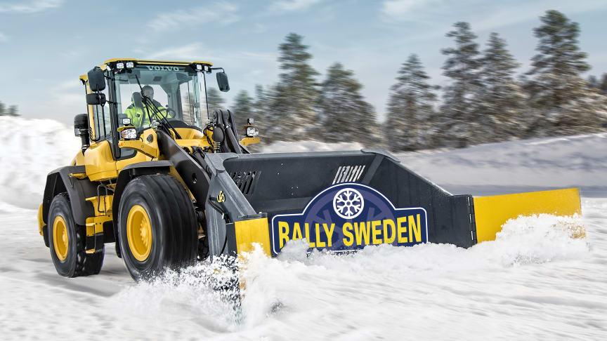 Swecon tar täten i Rally Sweden 2017 och bygger ny rallyarena i Torsby
