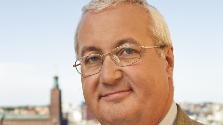 Sten Nordin (M): Drygt 200 moderater samlas för att diskutera Stockholms framtid som miljonstad