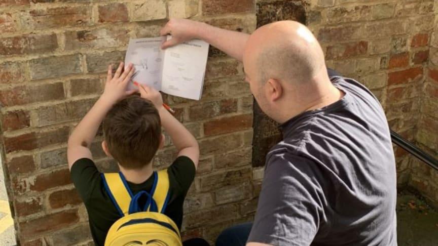 London Northwestern Railway relaunches children's 'treasure trail' on Marston Vale line