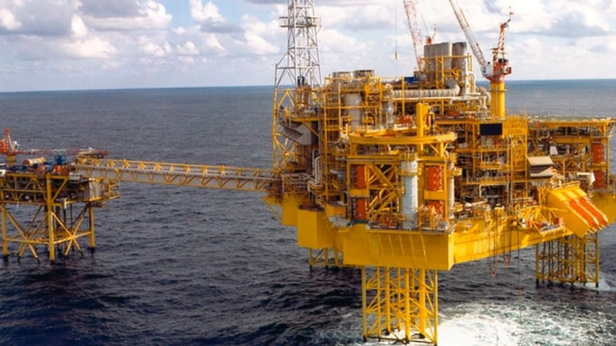 Total in North Sea emergency