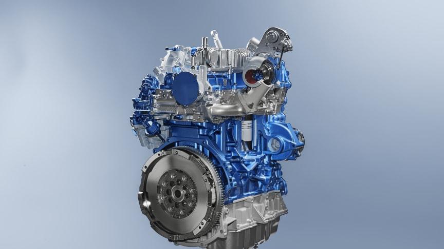 Ford EcoBlue-motor