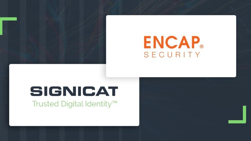 Signicat kjøper Encap Security