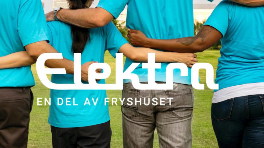 Elektras årliga diplomering på Göteborgs konsthall