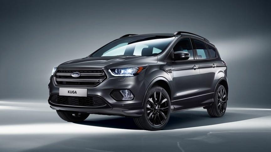 Ford @ Mobile World Congress: Ny avanceret Ford Kuga med SYNC 3 debuterer på Mobile World Congress i Barcelona
