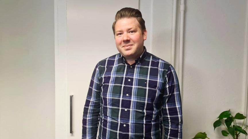 Carl Gustavsson till CRM-Konsulterna