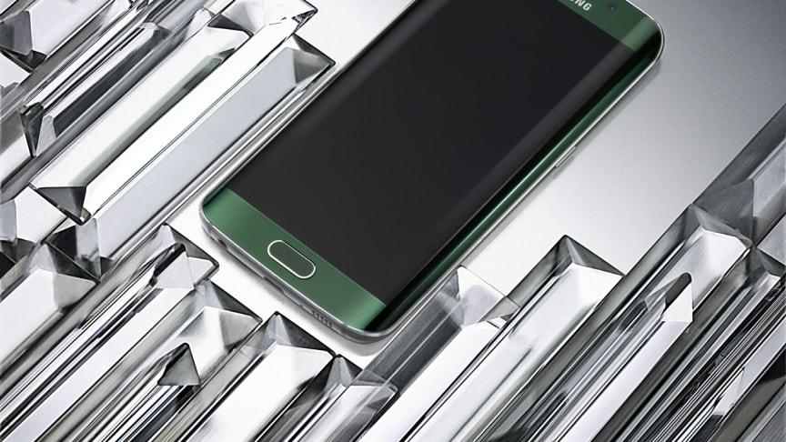 Samsung Galaxy S6 edge: Ny teknik hjälper dig med vett och etikett