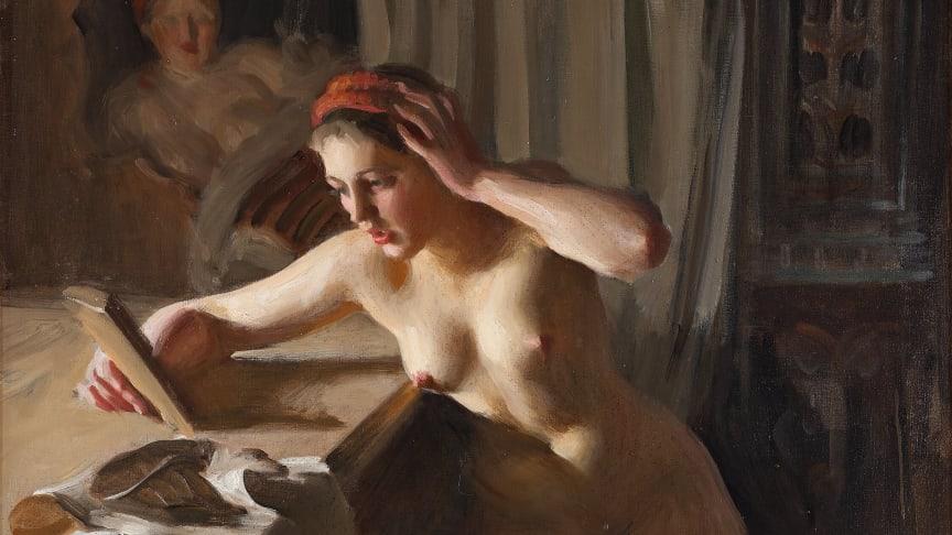 Anders Zorn, Gammal spegel. Utrop 4 000 000 – 5 000 000 kr