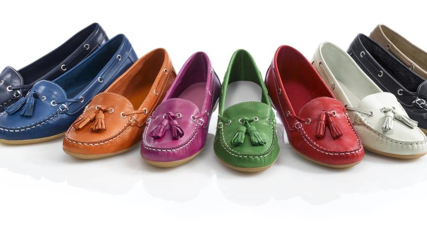 Lekre sko til alle føtter