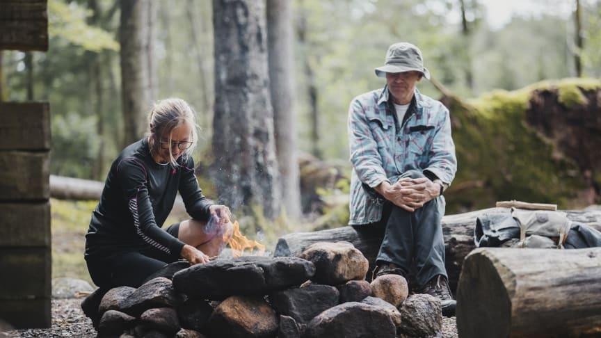 Appen A Day in Halland är uppdaterad med naturupplevelser för senhösten