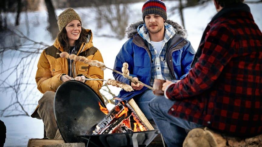 Varm mat til kalde turer