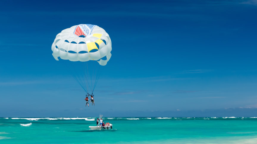 Blue Sky Thinking in Punta Cana: If only every Monday meeting looked like this