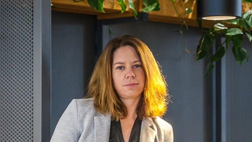 Maria Widenstedt, tillträdande affärsområdeschef, Svenska Hus