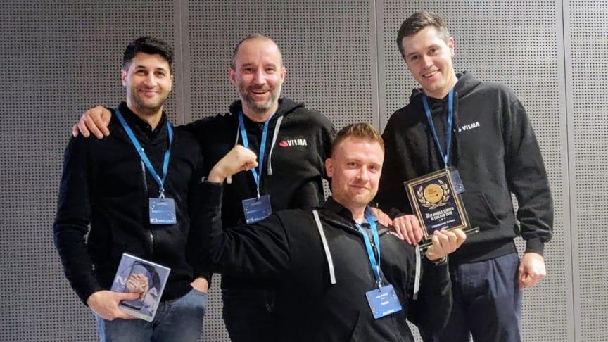 Wilman mobiilisovellus palkittiin kansallisessa Best Mobile Service -kilpailussa