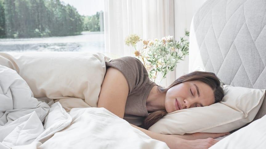 CURA of Sweden erbjuder en nöjd-kund-garanti i 30 nätter för att du ska få prova det vi redan vet – att 9 av 10 sover bättre med CURA tyngdtäcke.