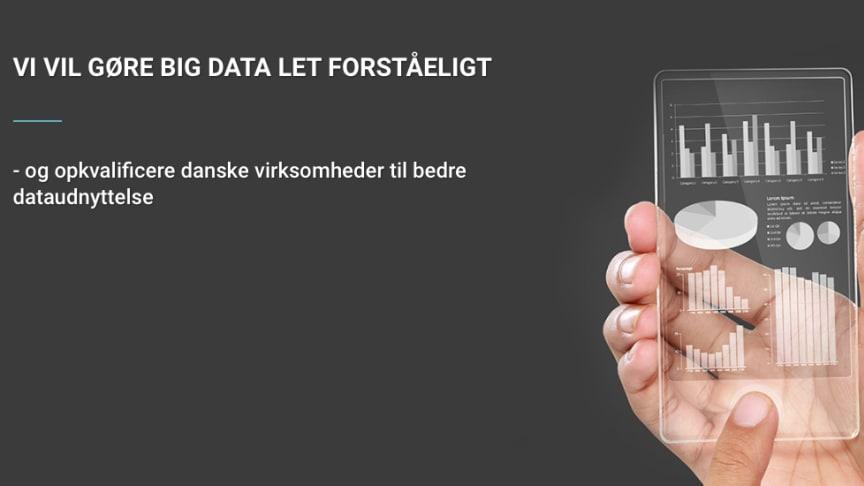 Nyt studie skal hjælpe danske virksomheder med at udnytte værdien af data