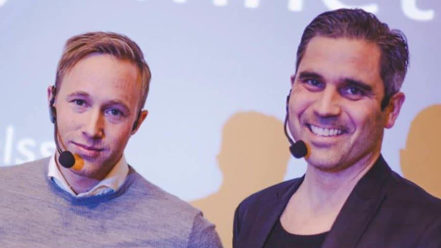 Markus Samuelsson & Robert Bloom