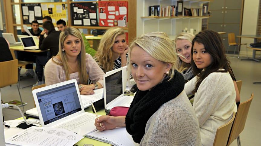 Pressinbjudan: Inspirationsdag i Lidköping om elevdatorer på gymnasiet
