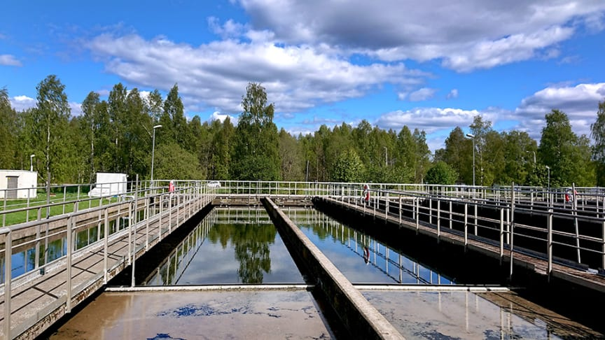 Inträngande vatten i ledningsnäten påverkar både rening och miljön