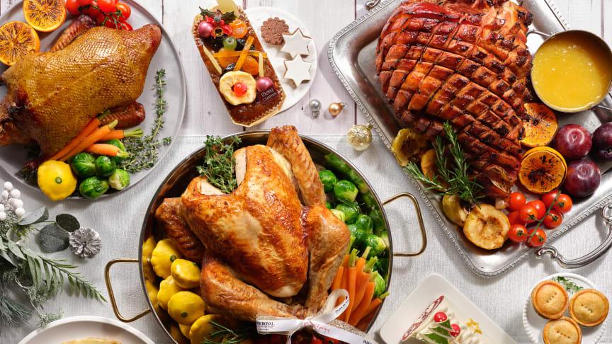 Yuletide Feasts at PARKROYAL on Kitchener Road