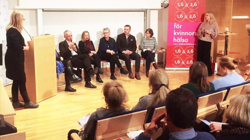 """Gårdagens seminarium, """"Att falla mellan stolarna""""  i Stockholm blev mycket lyckat!"""