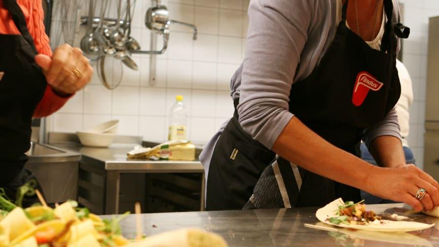 Enbart genom att samarbeta med Sveriges skolkockar kan vi göra skolornas menyer grönare