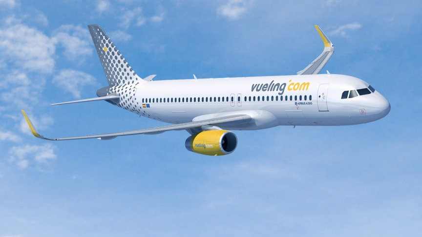 Photo: Vueling Airlines