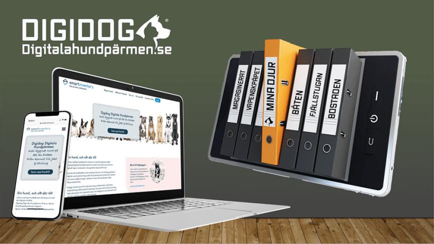 DIGIDOG Digitalahundpärmen.se håller koll på allt om hunden och är för alla som äger hund, bedriver kennel, jagar eller tävlar med sin hund.
