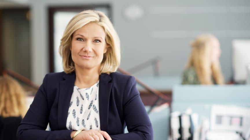 Cissi Wallin blir VD för det nybildade bolaget Chefakademin