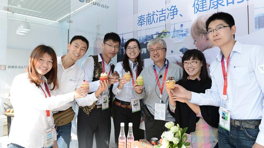 Blueair Supports 2014 China Open Tennis Tournament