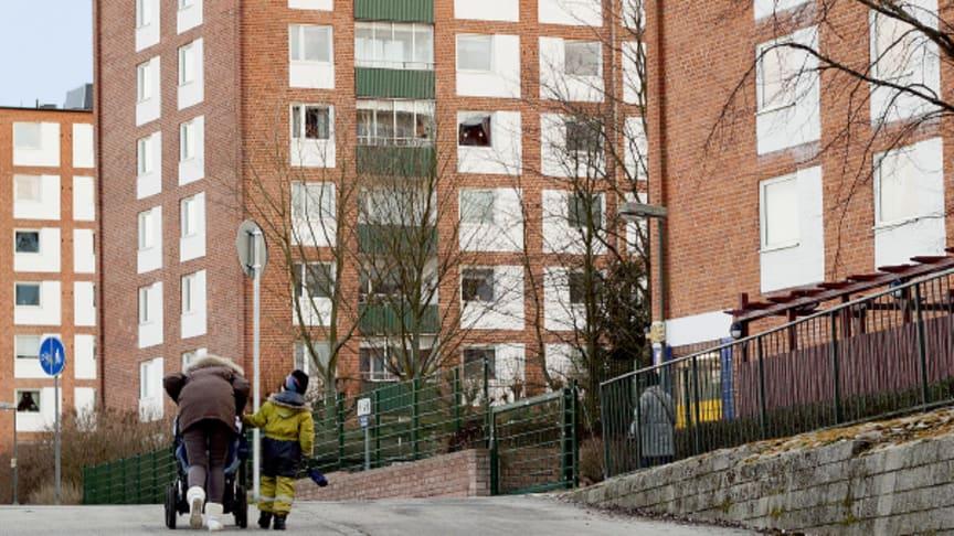 Kommuner ger hopp om minskande barnfattigdom