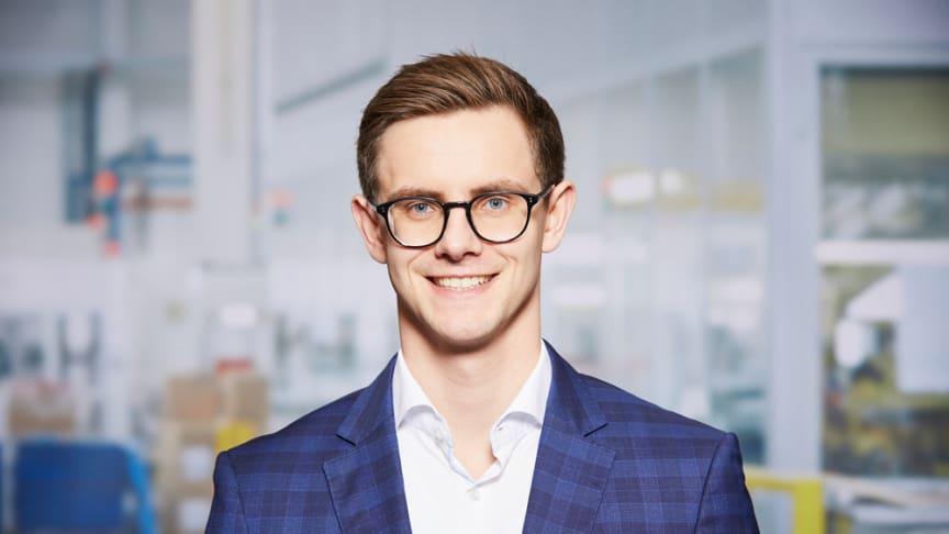 Josha Kneiber, Produktmanager Elektromobilität und Inner-City Solutions, BPW Bergische Achsen KG