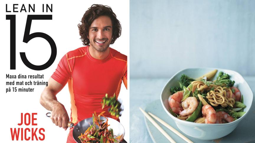 Lean in 15 - maxa dina resultat med mat och träning på 15 minuter