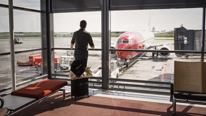 Norwegian transportó más de 3,1 millones de pasajeros en abril, e incrementó la puntualidad