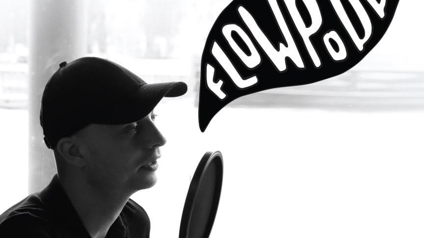 Flowpoddens premiäravsnitt med Madeleine Vall Beijner