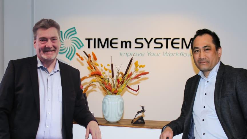TIMEmSYSTEM bliver nu en del af Visma