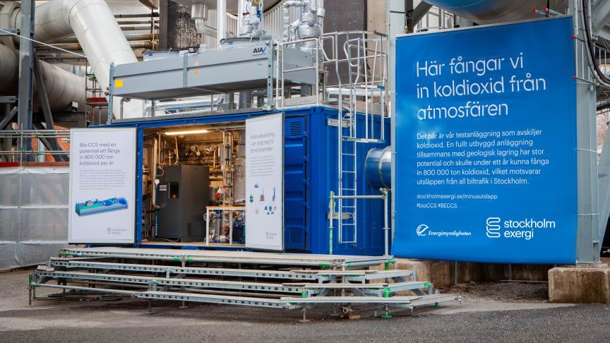 Bild: Stockholm Exergi