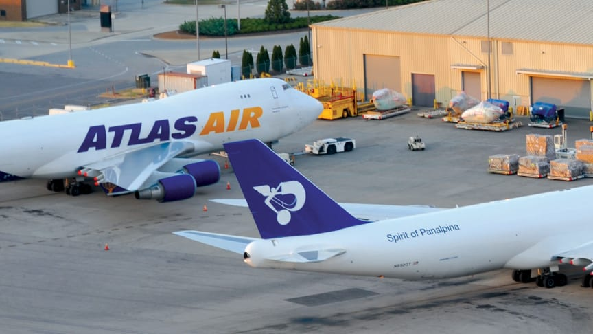 Panalpina and Atlas Air renew partnership with network expansion in mind