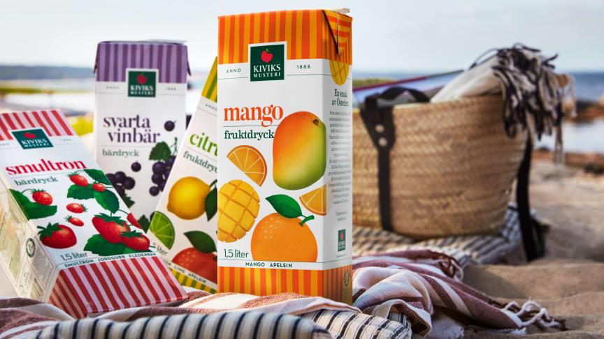 Kiviks Musteris populära fruktdrycker