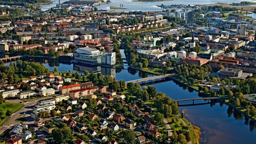 Karlstad är den första kommun som vinner utmärkelsen Årets Arkitekturkommun två gånger.
