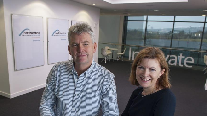 Northumbria announces innovative partnership with Unilever