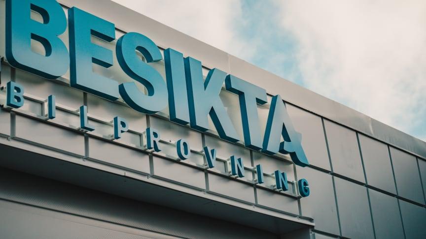 Besikta Bilprovning öppnar en ny besiktningsstation i Örnsköldsvik.