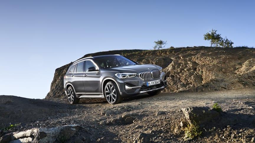 Bestselgeren BMW X1 oppgraderes – kommer som plug-in hybrid