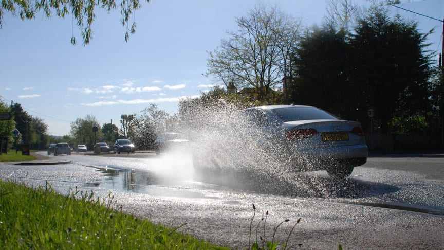 RAC issues advice to motorists driving in current wet conditions