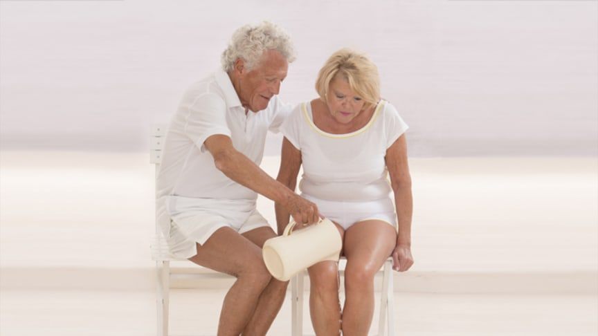 Auch Senioren lieben Fußwellness. Bild: JPC-PROD | fotolia