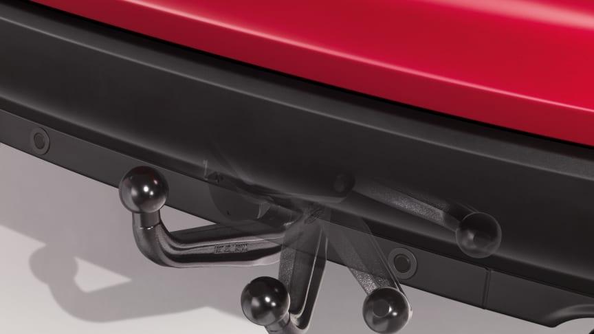 Ford Focus nya elektriska dragkrok har gjort stor succé bland våra kunder och tekniken kommer nu även att överföras till andra modeller.