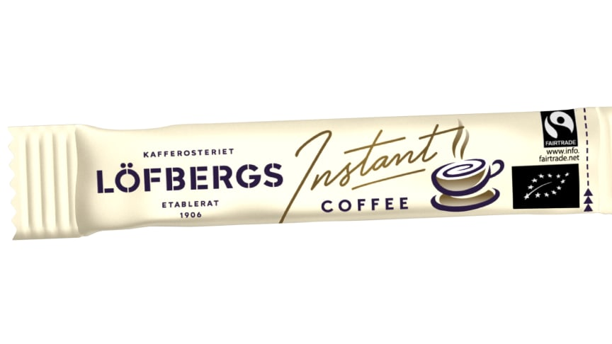 Good instant coffee in single serve packs