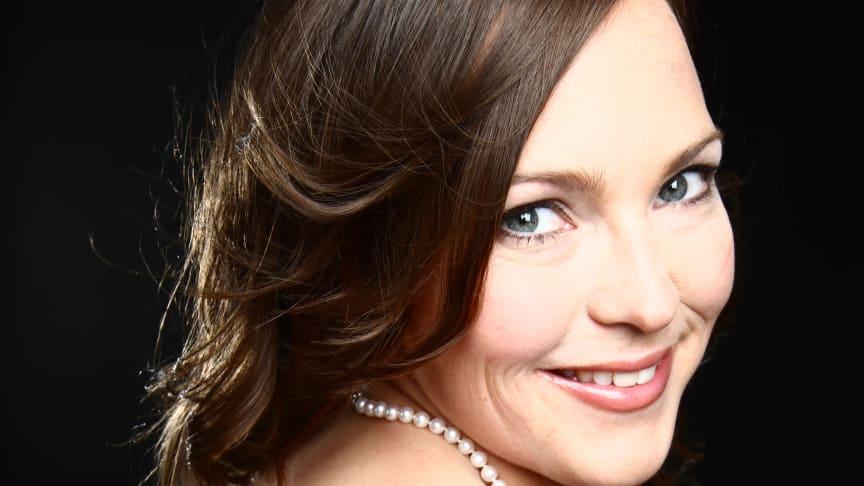Dramatisk sopran erhåller Anders Walls Confidencen-stipendium