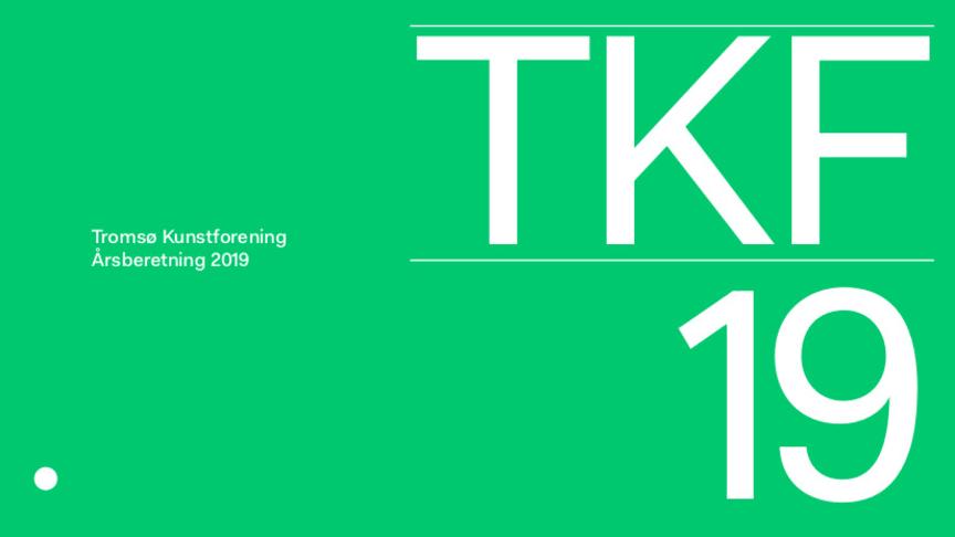 Forside, årsmelding 2020. Design: arc gestaltung, Berlin/Leipzig